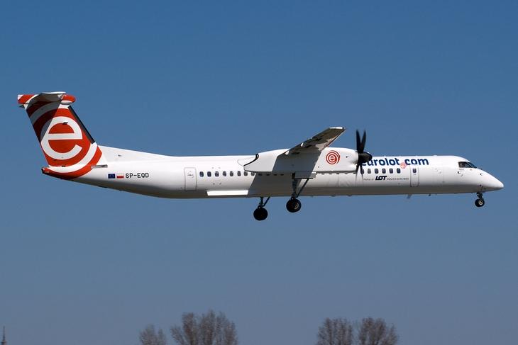 Samolot Eurolot