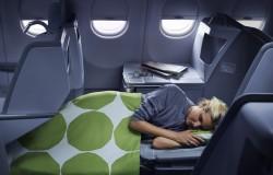 Finnair wprowadza fotele z funkcją full-flat
