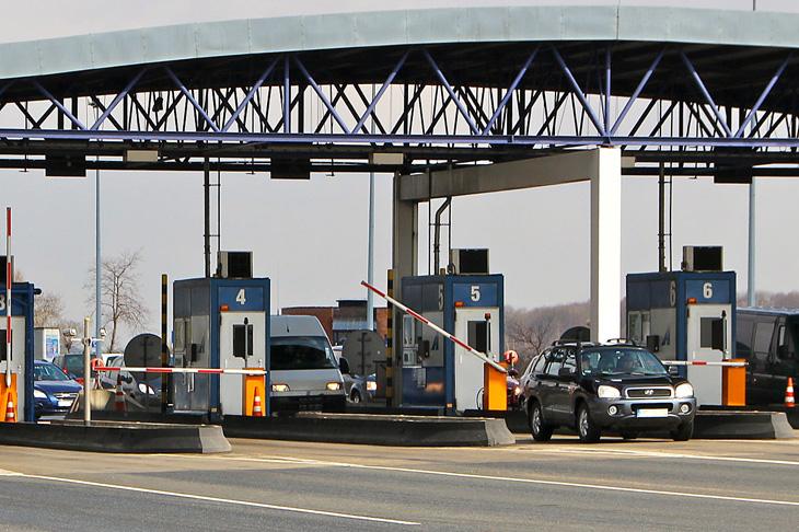 Autostrada A4 Punkt Poboru Opłat