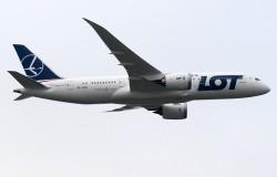 Prezes LOT promuje loty Dreamlinerem