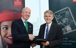 Emirates Skywards rozpoczął współpracę z Europcar
