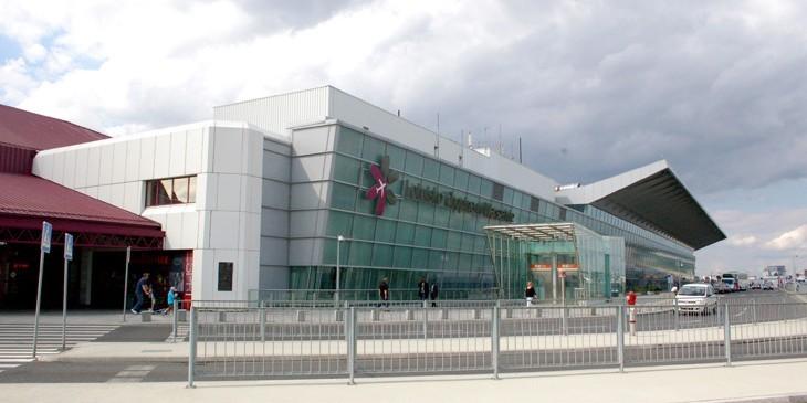 Wzrost na polskich lotniskach był zbliżony do europejskiej średniej