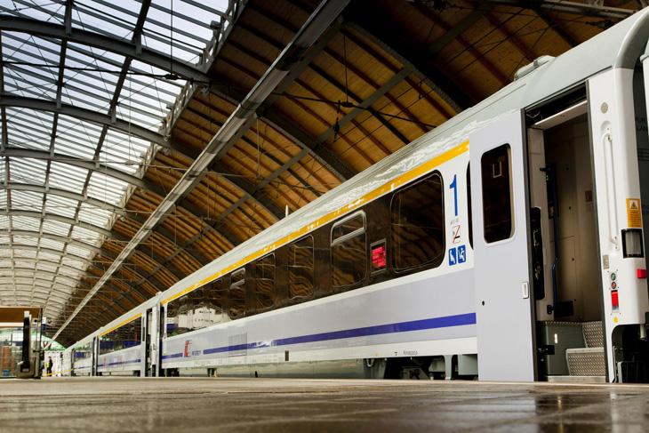 Nowoczesne, komfortowe, dostępne dla wszystkich - takie są nowe wagony PKP Intercity