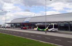 1,5 miliona pasażerów w Modlinie