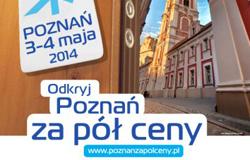 Poznań za pół ceny – niektóre atrakcje