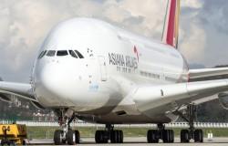 Pierwszy A380 dla Asiana Airlines