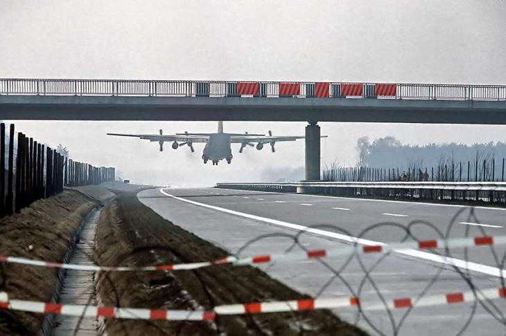 Drogowy Odcinek Lotniskowy