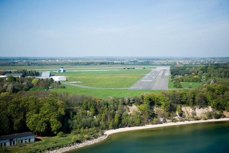 Upadłość lotniska Gdynia-Kosakowo