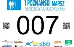 Poznański Marsz Seniorów Nordic Walking