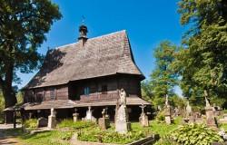 Skarby Szlaku Architektury Drewnianej na fotografiach