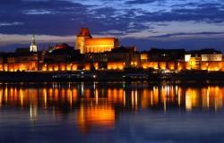 W Toruniu coraz więcej turystów
