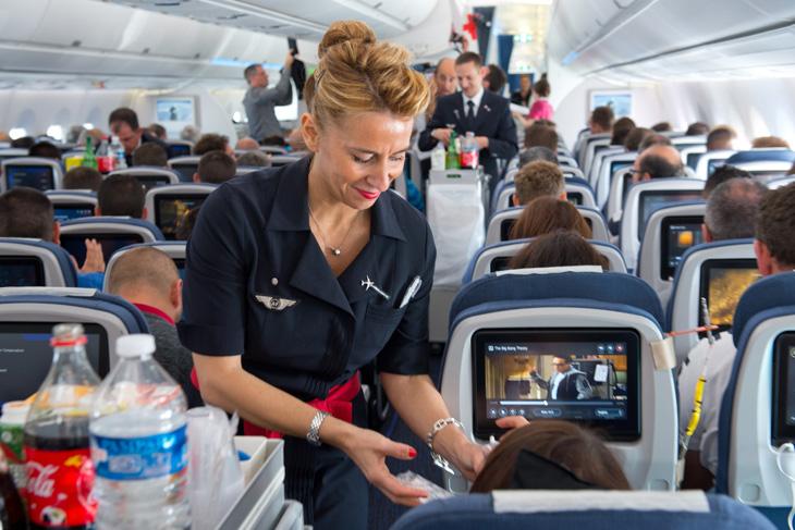 Pierwszy lot z pasażerami A350
