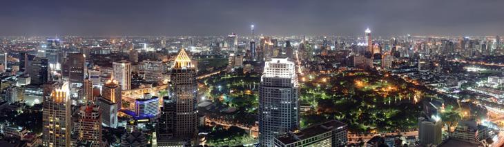 Bangkok nocą