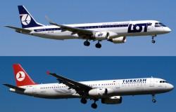 Współpraca LOT i Turkish Airlines