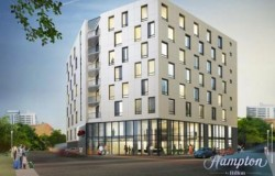 West Real Estate wybuduje Hampton by Hilton