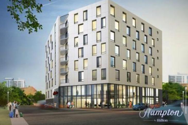 West Real Estate wybuduje Hampton by Hilton we Wrocławiu