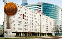Hotele ibis laureatem konkursu KLJ 2014