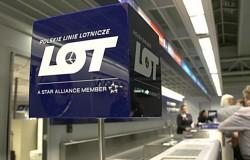 LOT najlepszą linią lotniczą w Europie