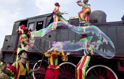 Wakacje w Skansenie Taboru Kolejowego
