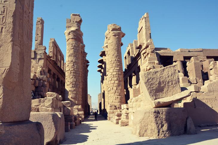 Świątynia w Karnaku