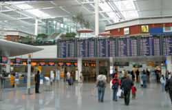 Lufthansa ostrzega przed kryzysem przepustowości w portach lotniczych