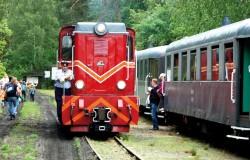 Wakacyjne podróże koleją