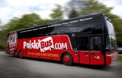 PolskiBus zaskoczył nieplanowaną trasą