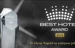 Plebiscyt Best Hotel Award 2014