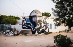 Djerbahood – sztuka ulicy na Dżerbie