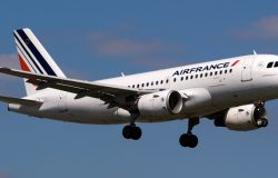 Odwołane loty – strajk Air France