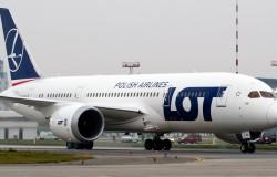 Podniebne zakupy w samolotach LOT-u