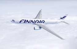 Finnair: Lot A330 na biopaliwie
