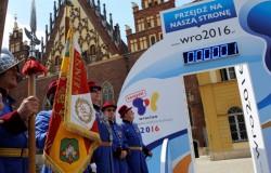 Wrocław na ESK otrzyma niemal 120 mln zł