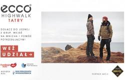 ECCO HighWalk Tatry – dla TPN