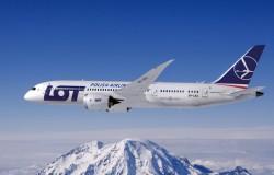 Najdłuższy bezpośredni rejs Dreamlinera LOT-u