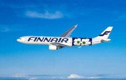 Finnair w jubileuszowych barwach Marimekko