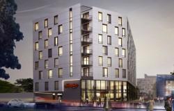 Budowa Hampton by Hilton Wrocław ruszy wiosną