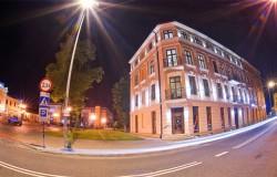 Nowy hotel w centrum Tarnowa