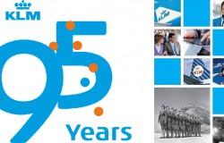 KLM świętuje 95. urodziny
