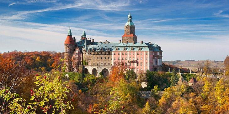 Książ - zamek