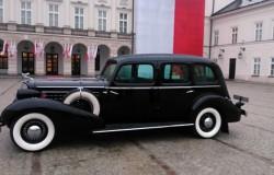 Rekonstrukcja Cadillaca Marszałka ukończona