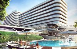 Radisson Blu Resort zbuduje Erbud i Ekonova