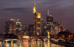 Frankfurt nad Menem w 2015 roku