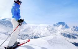 Światowa elita narciarska w Karyntii