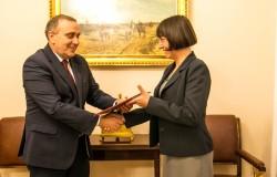 Anna Pieńkosz Ambasadorem w Republice Kuby