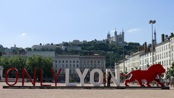 Plac Bellecour Lyon