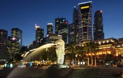 Odwiedź Singapur