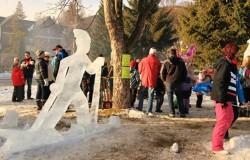 Szpindlerowy Młyn – festiwal rzeźb lodowych