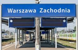 Stacja Warszawa Zachodnia