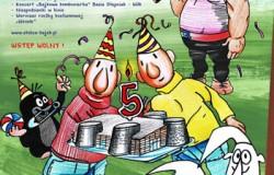 5 lat Bajki w Pacanowie